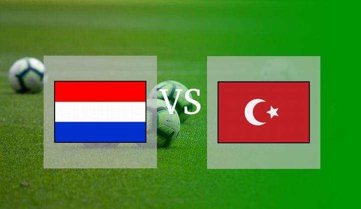 Hasil Belanda vs Turki