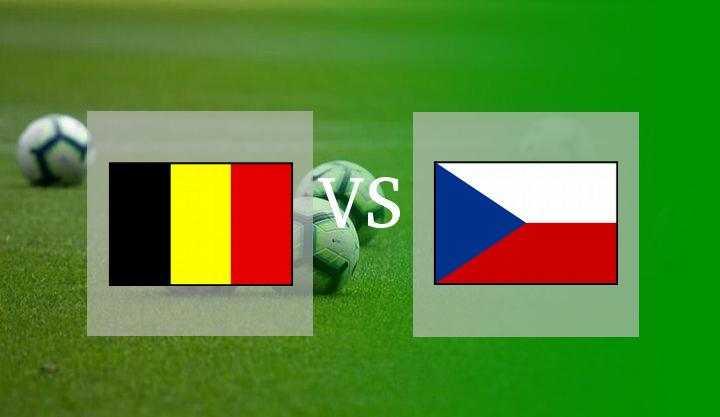 Hasil Belgia vs Ceko Skor Akhir 3-0