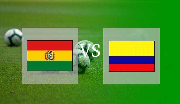 Hasil Bolivia vs Kolombia