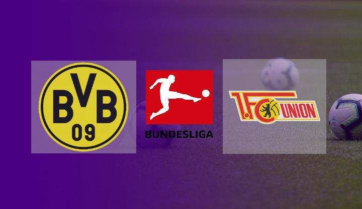 Hasil Dortmund vs Union Berlin