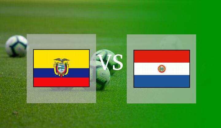 Hasil Ekuador vs Paraguay