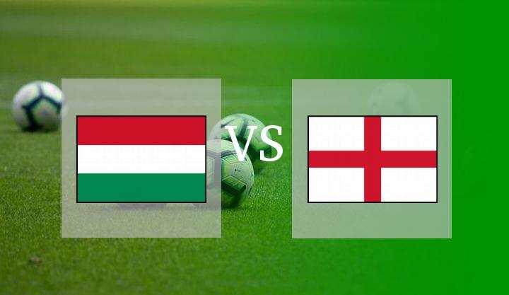 Hasil Hungaria vs Inggris skor akhir 0-4