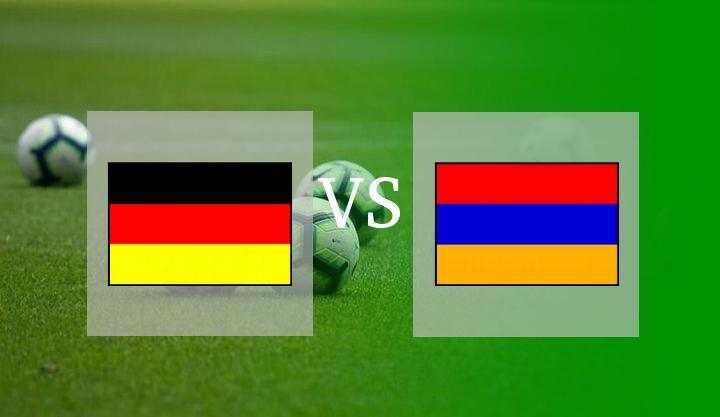 Hasil Jerman vs Armenia
