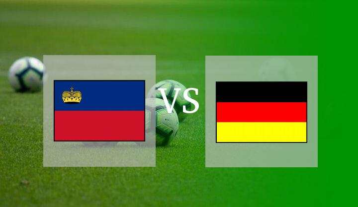 Hasil Liechtenstein vs Jerman Skor Akhir 0-2