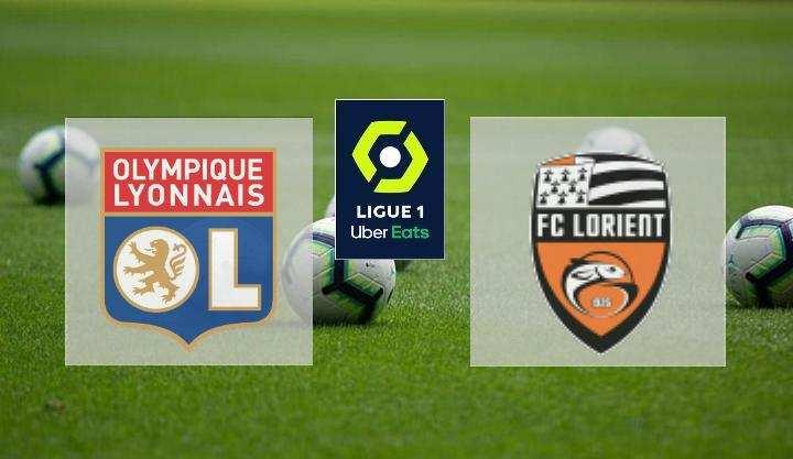Hasil Lyon vs Lorient