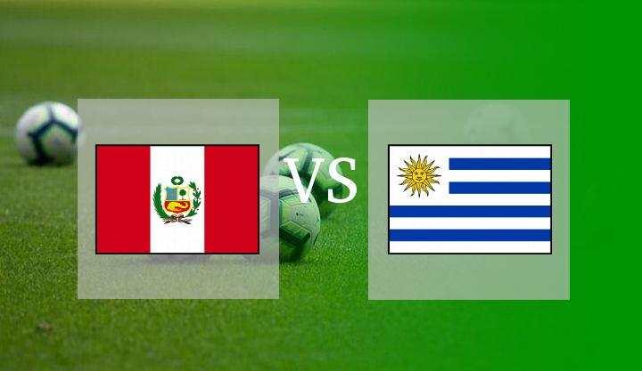 Hasil Peru vs Uruguay