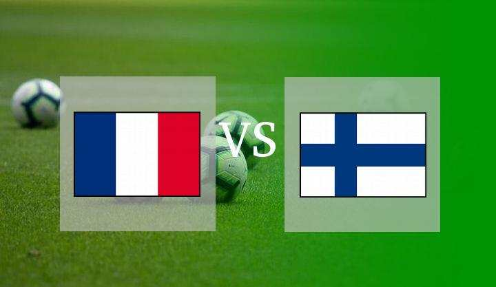 Hasil Prancis vs Finlandia