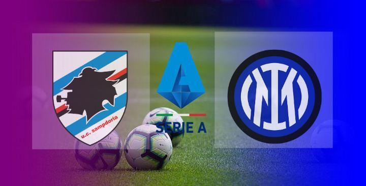 Hasil Sampdoria vs Inter Milan