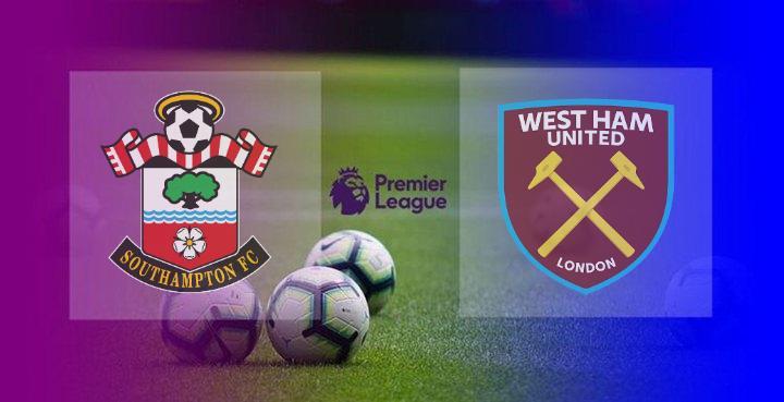 Hasil Southampton vs West Ham Skor Akhir 0-0