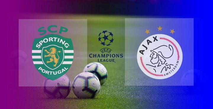 Hasil Sporting Cp vs Ajax Amsterdam