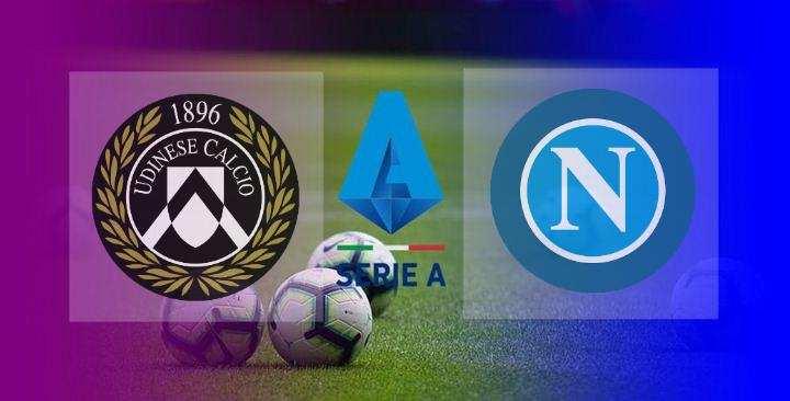 Hasil Udinese vs Napoli
