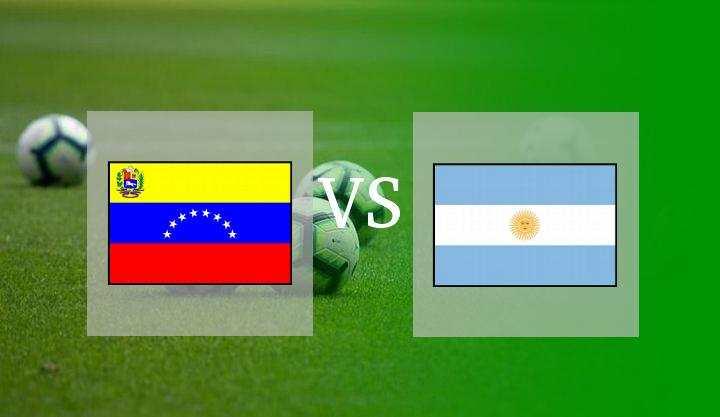 Hasil Venezuela vs Argentina