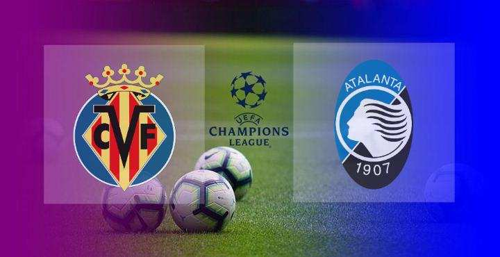 Hasil Villareal vs Atalanta