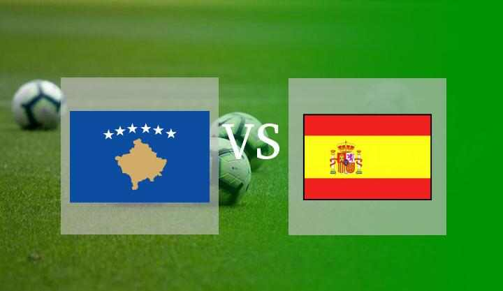 Hasil Kosovo vs Spanyol