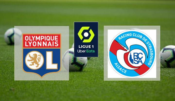 Hasil Lyon vs Strasbourg Skor Akhir 3-1