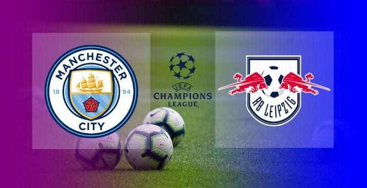 Hasil Manchester City vs RB Leipzig Skor Akhir 6-3