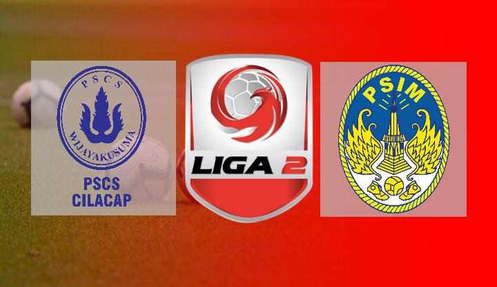 Hasil PSCS Cilacap vs PSIM Yogyakarta