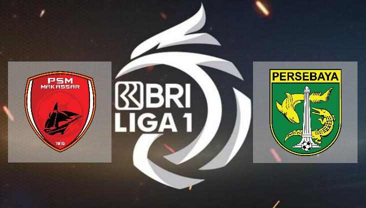 Hasil PSM Makassar vs Persebaya Surabaya Skor Akhir 3-1
