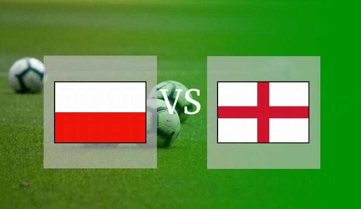 Hasil Polandia vs Inggris