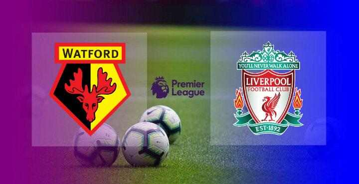 Live Streaming Watford vs Liverpool