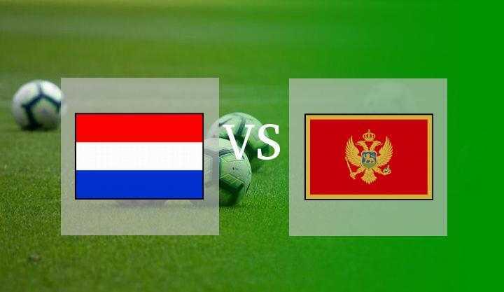 Hasil Belanda vs Montenegro Skor Akhir 4-0