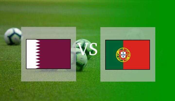 Hasil Portugal vs Qatar