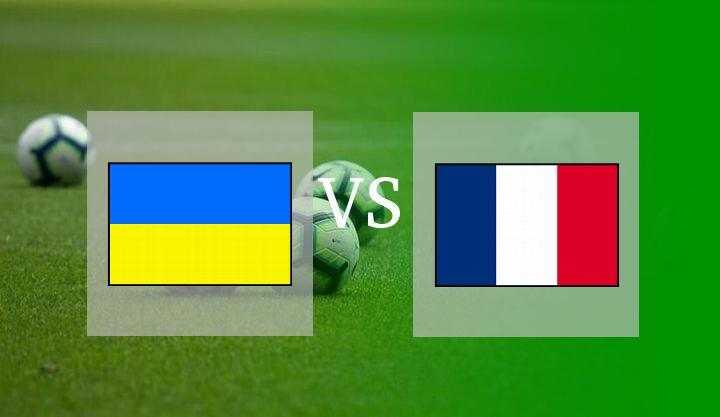 hasil Ukraina vs Prancis