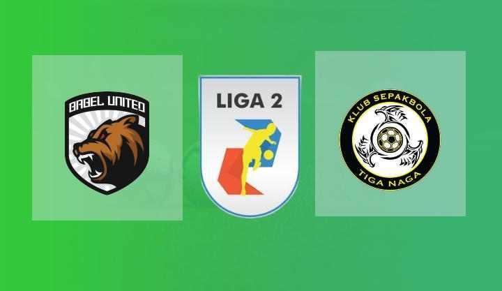 Hasil Babel United vs KS Tiga Naga