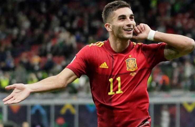 2 Gol Ferran Torres ke Gawang Italia, Bawa Spanyol ke Final UEFA Nations League 2020-2021