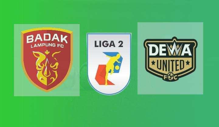 Hasil Badak Lampung vs Dewa United