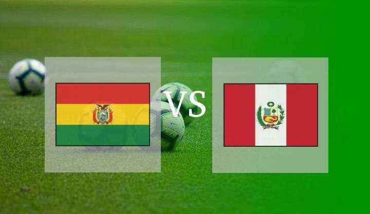 Hasil Bolivia vs Peru Skor Akhir 1-0
