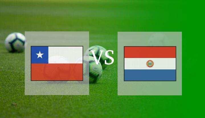 Hasil Chile vs Paraguay Skor Akhir 2-0