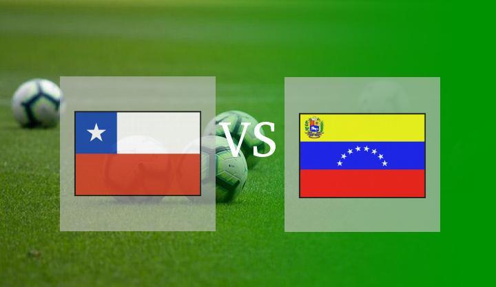 Hasil Chile vs Venezuela