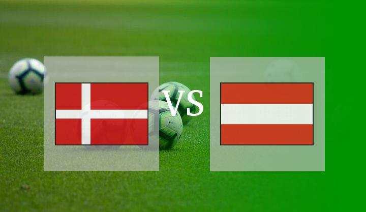 Hasil Denmark vs Austria