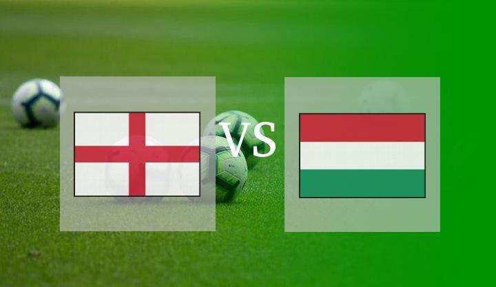 Hasil Inggris vs Hungary Skor Akhir 1-1