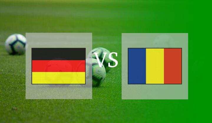 Hasil Jerman vs Rumania