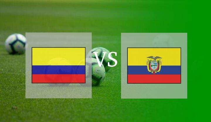 Hasil Kolombia vs Ekuador