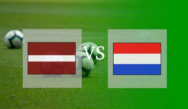 Hasil Latvia vs Belanda Skor Akhir 0-1