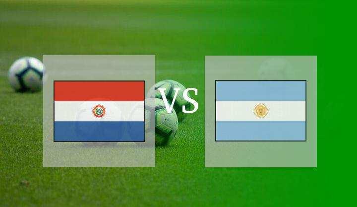 Hasil Paraguay vs Argentina