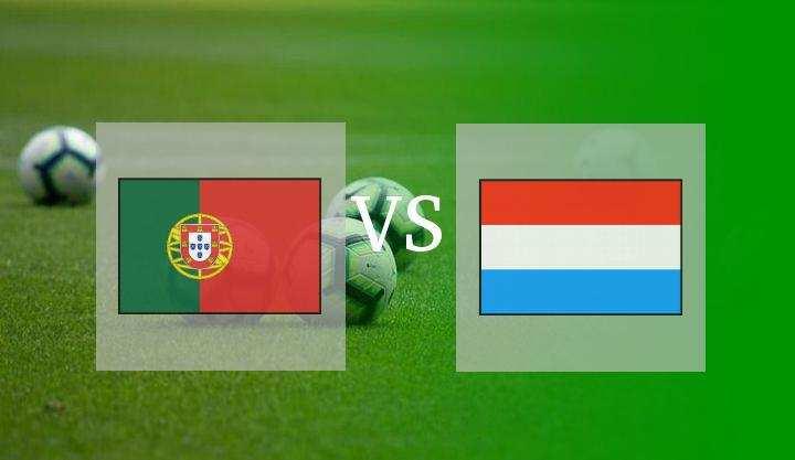 Hasil Portugal vs Luxembourg Skor Akhir 5-0   Ronaldo MencetakHattrick