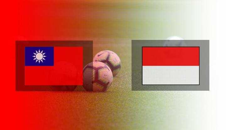 Hasil Taiwan vs Indonesia Skor Akhir 0-3 | Kualifikasi Play Off AFC Asian Cup 2023 Leg 2