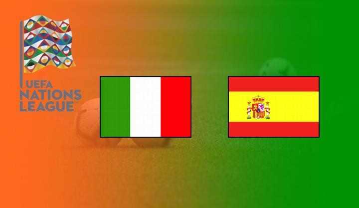 Italia vs Spanyol : Live Streaming, Prediksi Line Up, Head to Head   Semifinal UEFA Nations League 2020-21