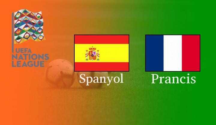 Spanyol vs Prancis Final UNL 2020 : Live Streaming, Prediksi Line Up, Head to Head